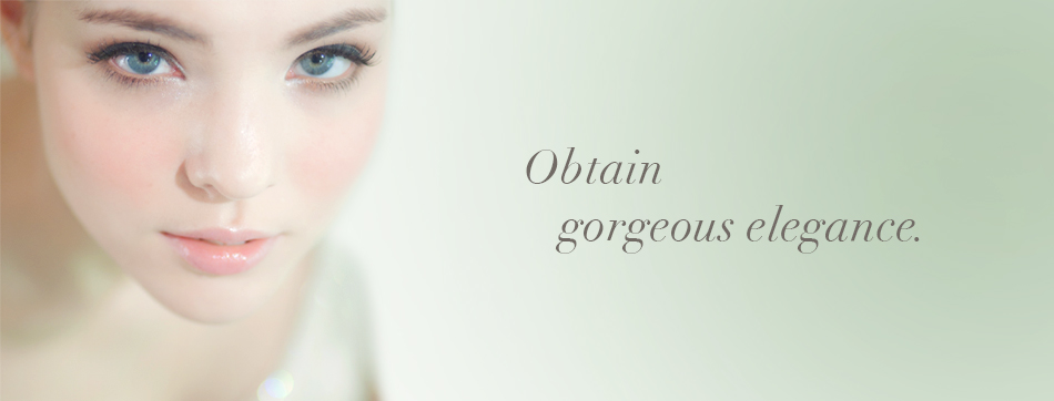 Obtain gorgeous elegance.
